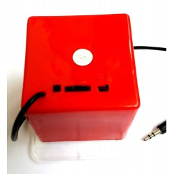 Multimedia Speakers with Disco light for ipod Mobile MP3 MP4 Notebook PC