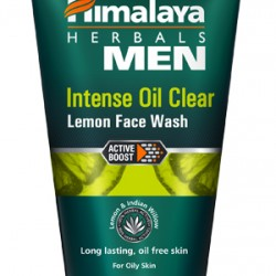 Himalaya MEN Intense Oil Clear Lemon Face Wash-100ml