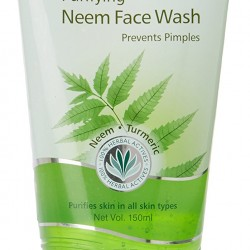 Himalaya Purifying Neem Face Wash (150 ml)
