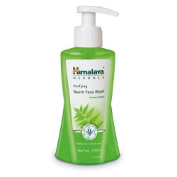 Himalaya Purifying Neem Face Wash (200 ml)
