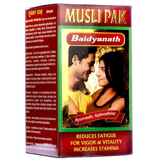 Musli Pak Baidyanath Powder-100 gm