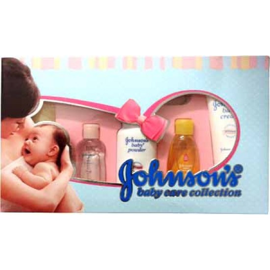 Johnson's Baby Care Collection - Rs.201 for Gift