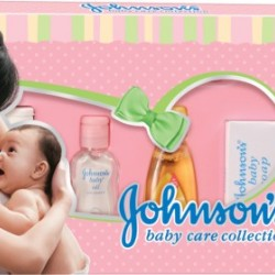 Johnson's Baby Care Collection - Rs.121 for Gift