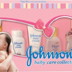 Johnson's Baby Care Collection - Rs.299 for Gift