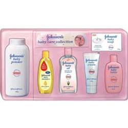 Johnson's Baby Care Collection - Rs.401 for Gift