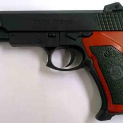 Kids Toy Red Laser & Blue Light Air Soft Gun pistol