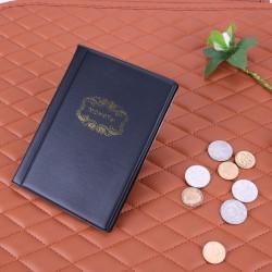 Coin Holders Coins Collection Pockets Album Book (120 coin)