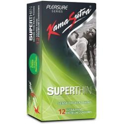 KamaSutra Super Thin Condoms -10 pcs Pack