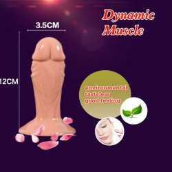 Silicone Realistic Penis Adult Sexy Toys For Women Female Masturbation