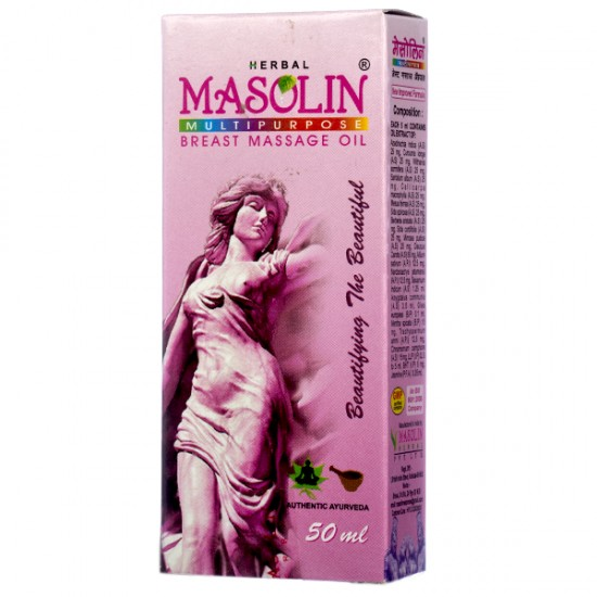 Masoline Breast Massage Oil