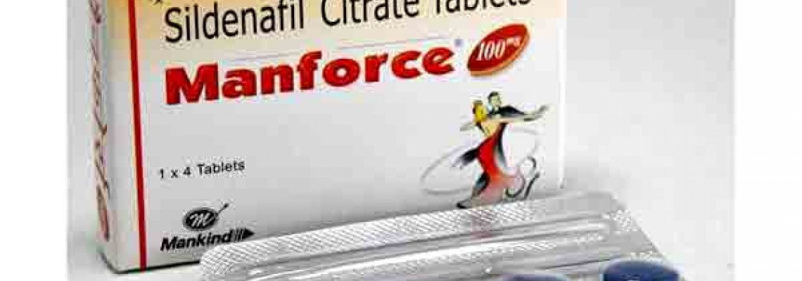 What is Manforce 100