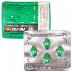 Da Zeagra Tablet -Long time sex