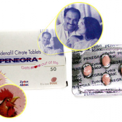PENEGRA 50 Mg Tablet (Conceal Shipping)