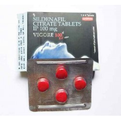 Vigore 100 Mg Tablets Sex Enhancement 4 Tablets - Conceal Shipping
