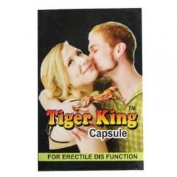 Tiger King Capsule for men (For Erectile Dysfunction)