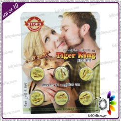 Tiger King Cream For Increasing Sexual Power Delay Cream For Men