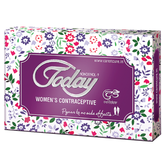 Today women Vaginal Contraceptive pill (condom alternate)