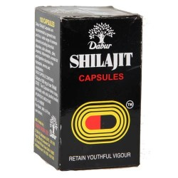 Dabur Shilajit Capsules for Increase stamina