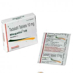 Megalis 10 Tablet (4pcs)