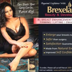 Brexelant Breast Enlargement cream - 60 gm