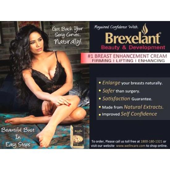 Brexelant Breast Enlargement cream - 60 gm