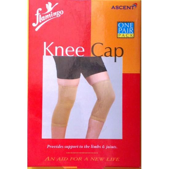 Flamingo Knee Cap Knee Support Knee Splint  1 Pair (Medium)