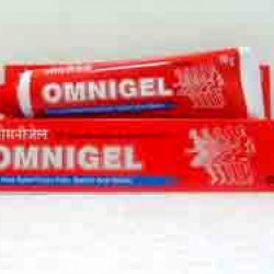 Omni Gel (fast Pain Relieving Ointment) By CIPLA (Set of 2 PCs 30 gram)