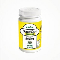 Dabur Nature Care Isabgol Powder  Regular  - 100g
