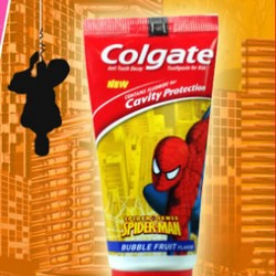 Colgate Spiderman Cavity Protection Toothpaste for Kids 80 g