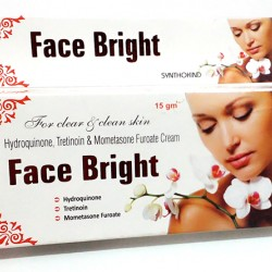 Face Bright Cream For Dark Spot and Blemish Free Skin