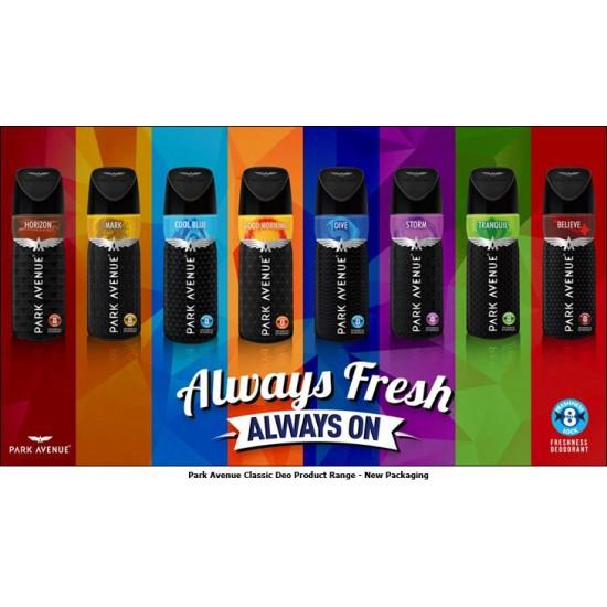 Park Avenue Deodorants For Men