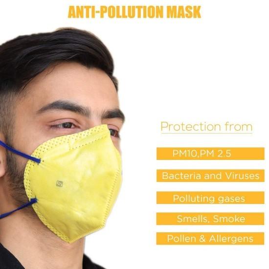 Venus V44 Air Bacteria Corona Virus Protection Face Mask
