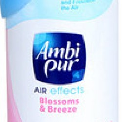 Ambi Pur Air Effects Blossoms & Breeze Aerosol Air Freshener