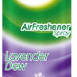 Air Wick Aerosol Air Freshener Room Spray-Lavender Dew