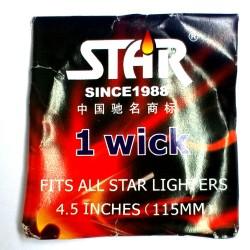 STAR Wicks Good Quality 4.5 Inches Wick