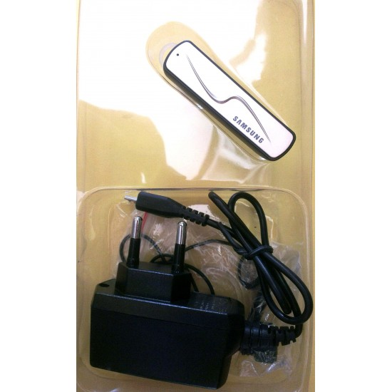 Wireless Bluetooth Stereo HeadSet Handsfree Earphone