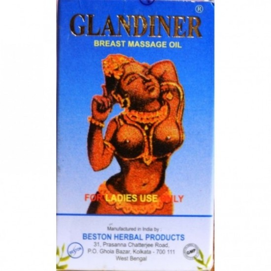 Glandiner Breast Massage Oil (50ml)