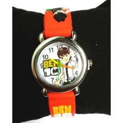 Ben 10 Analog Wrist Watch Colors for Child Girls Kids