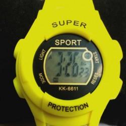 Digital LED Colorful Sports Wrist Watch men Kids Boys