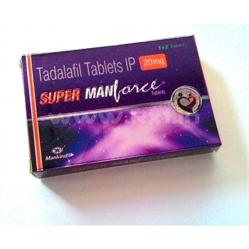 Manforce tablet mankind